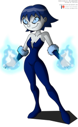 Commission: Olga Killer Frost by Niban-Destikim