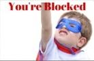 You're Blocked Emoticon by Manieac226