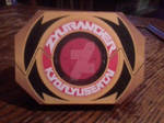 Gold Power Morpher PaperCraft