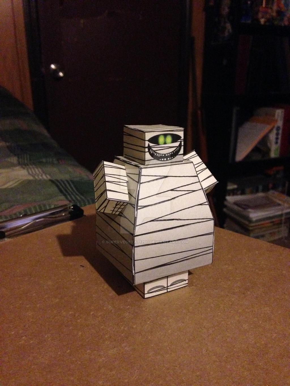 Murray CubeeCraft by SuperVegeta71290