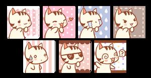Kitty Icon Set
