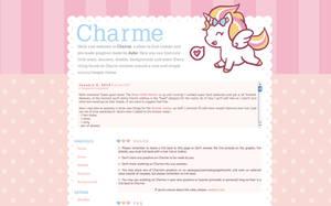 Charme layout by LVStarlitSky