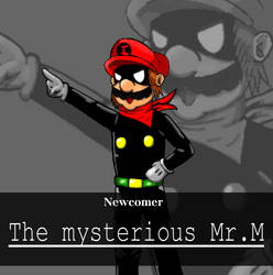 The Mysterious Mr.M by Metabug
