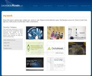 leonardopicado.com v2:portfoli