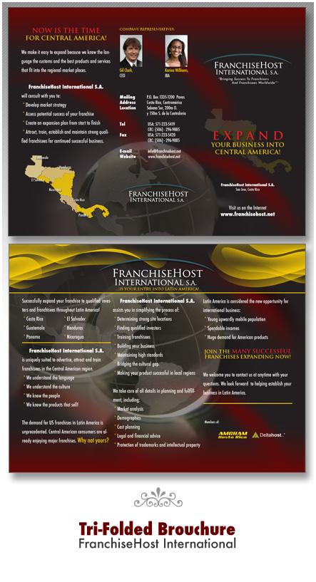 FranchiseHost International by leopic