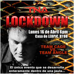 TNA Lockdown Party Invitation