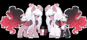 Custom for UncannyMahouRei