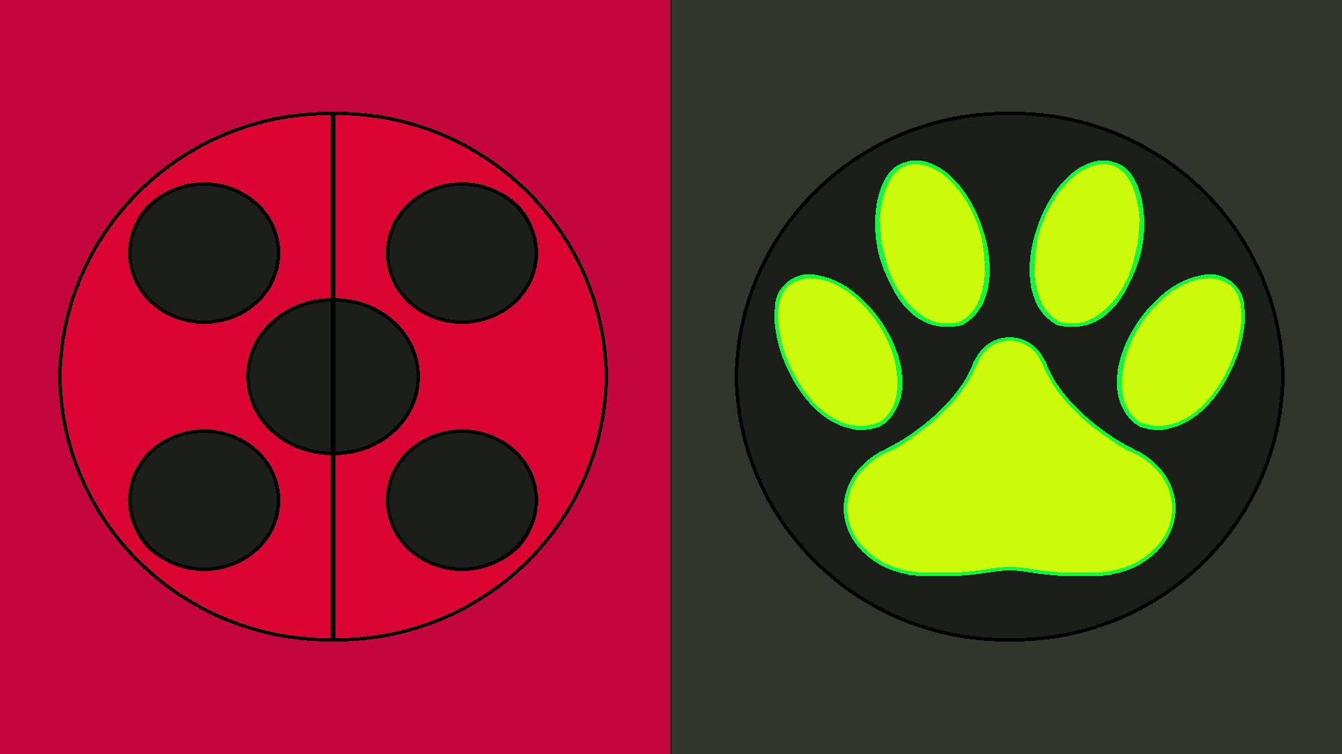 Miraculous Ladybug Cat Noir Wallpaper Ver 03 By Project Zaephys
