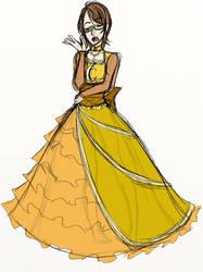Prospit Dress by FallingFromSanity