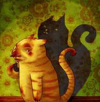 Cats by ton-dieu-noir