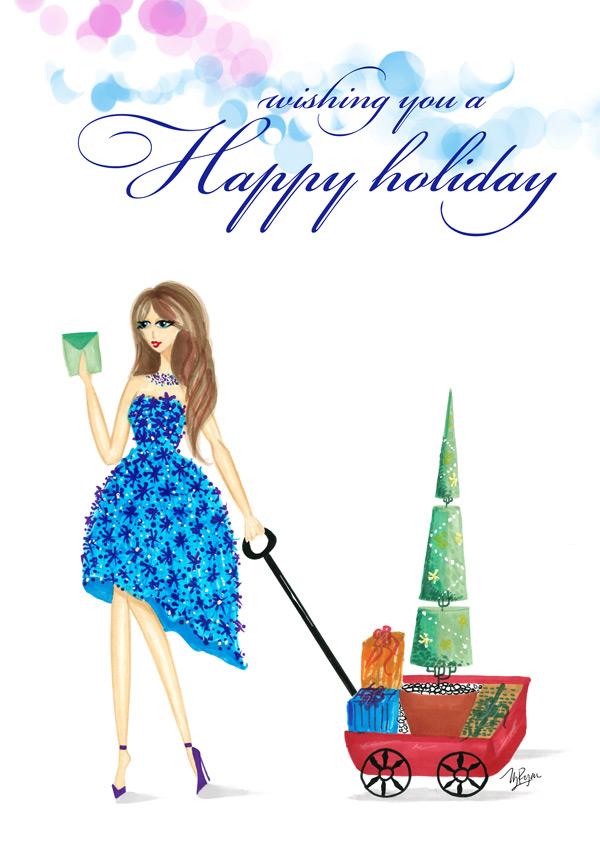 Happy Holiday 2014 by fragmentx