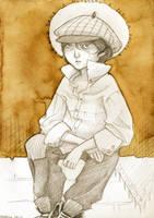 Rousseau by Diabolo-menthe
