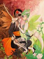 Blind love by Diabolo-menthe