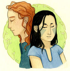 We were young by Diabolo-menthe