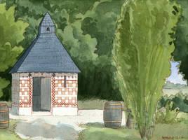 Petit Bouffeau by Diabolo-menthe