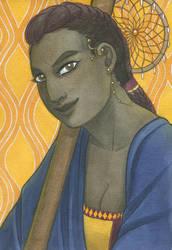 Lahar by Diabolo-menthe