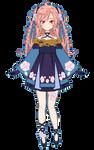 Kisekae Royal Chaos Nebula outfit export