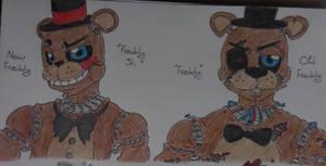 Freddy Jr. y  Freddy