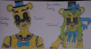 Golden y Goldiann