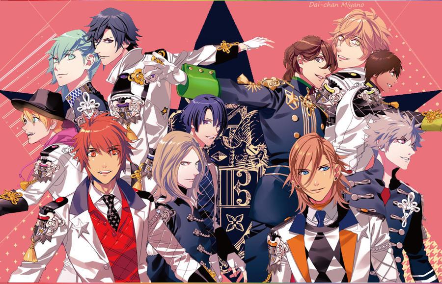 Uta No Prince sama NEW by Dai55-chan