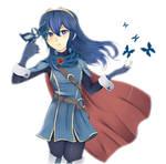 Lucina - Princess of the Future