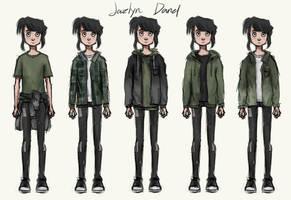 Jazlyn character sheet
