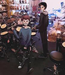 Band Tour TL - Noel x Gerald