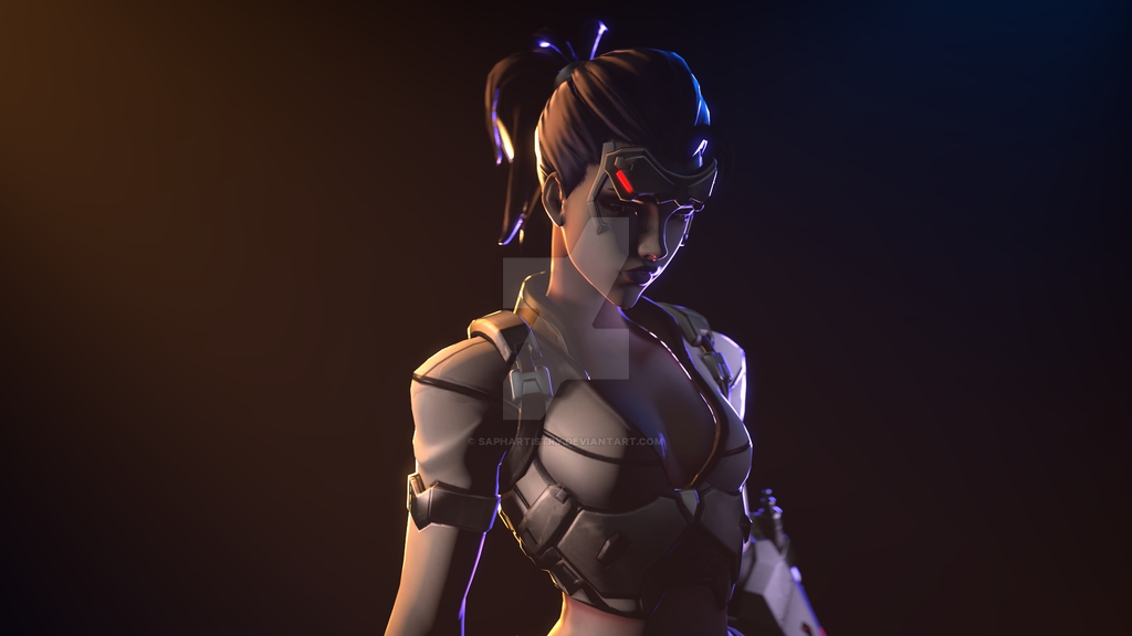 Overwatch Sfm Talon Widowmaker By Saph By Saphartistry On Deviantart