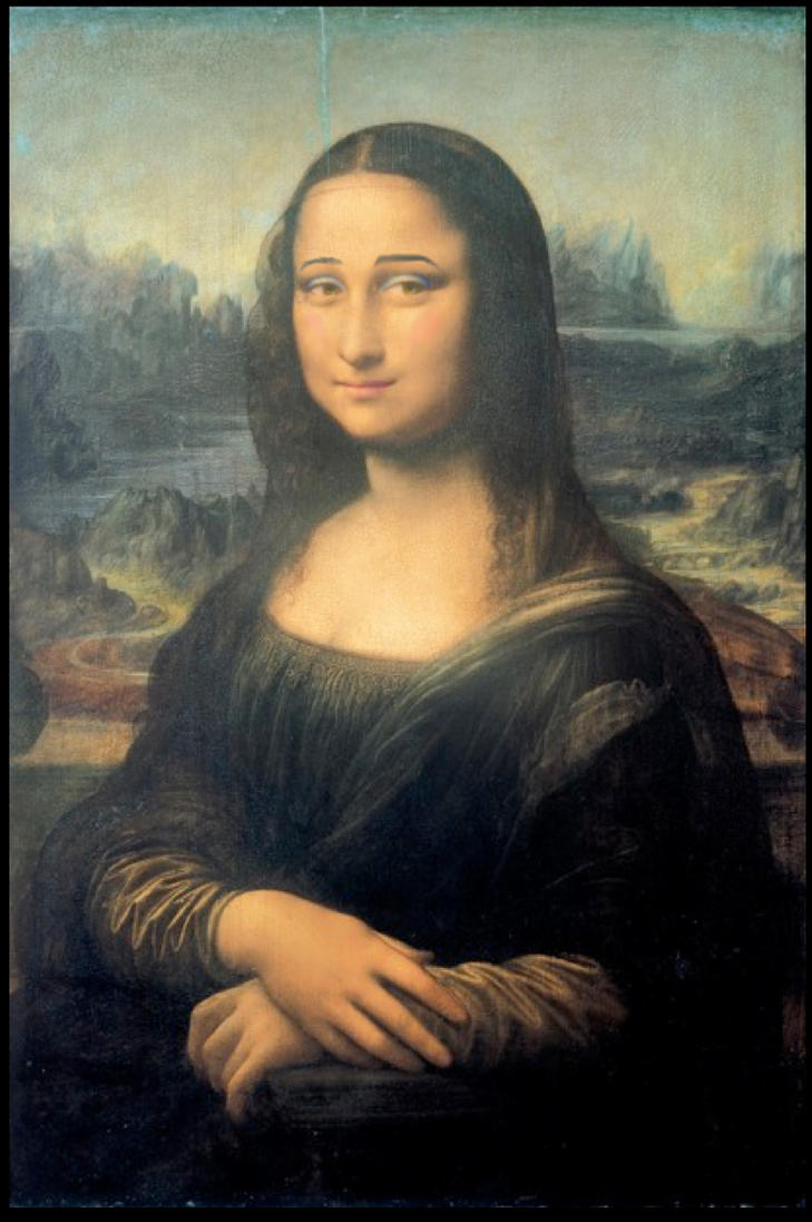 Pretty Mona Lisa by Tsunaamii