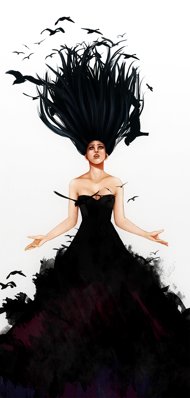 Songstress by bryzunovrokks