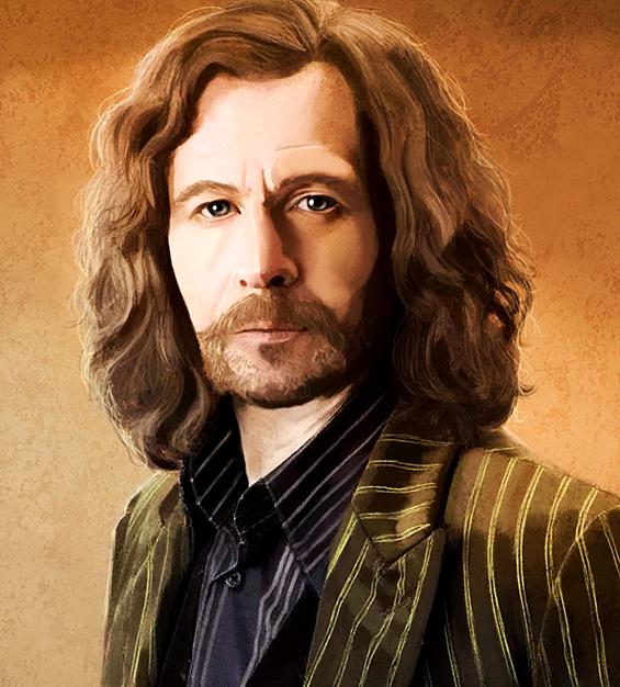 Sirius Black by bryzunovrokks