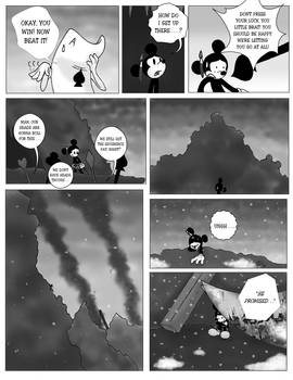 Epic Mickey Graphic Novel pg82