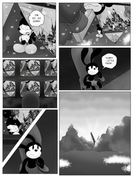 Epic Mickey Graphic Novel pg84