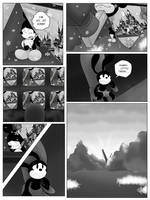 Epic Mickey Graphic Novel pg84 by DelDiz