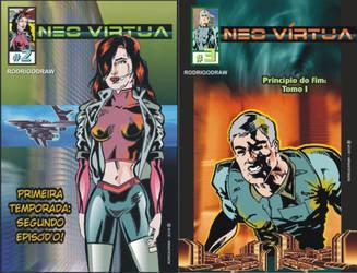 OI Quadrinhos - Vilania Comics