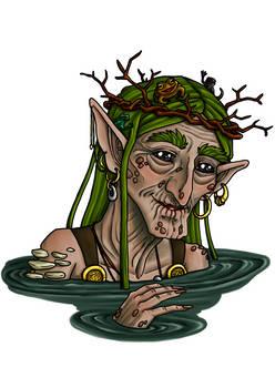 Mosekonen (The Bog Lady)