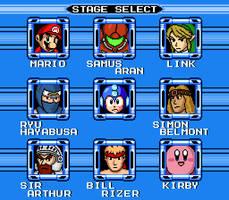 Mega Man VS Famicom by TerminusEst13