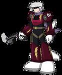 MMX OC: Aero Man