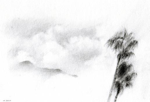 far view, sketch