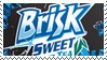 Brisk Sweet Iced Tea stamp by Meredies