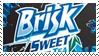 Brisk Sweet Iced Tea stamp by Meredies