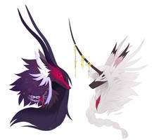 COMM * @crowlets x2 by soyu-k