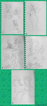Sketch Dump 9-9-19