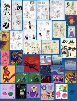 Sketch Dump 11-23-19