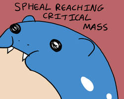 SPHEAL by MasterOfGeckos