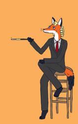 Snazzy Fox