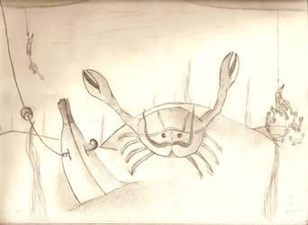 Bananas and Crabs? by nashacorey