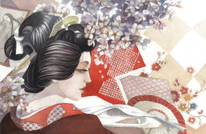 shibori by RINrumiKA