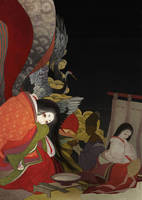 mysteries of Heian period by RINrumiKA