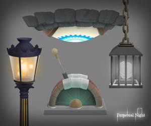 Perpetual Night - Objects Sneak Peek